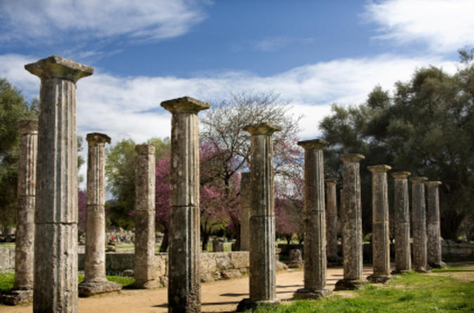katakolon shore excursion private tour of ancient olympia, guided tours, private tours